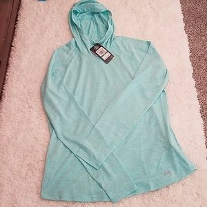 Under Armour Heat Gear Hooded Pullover